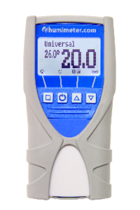 humimeter Universal material moisture meter for special materials