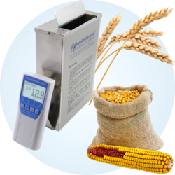 grain and seeds moisture meter - humimeter FS2 -high precision