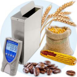 moisture analyzer for all kinds of grain and foods