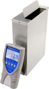 humimeter FS4 universal grain moisture meter for determination of water content of all grain types