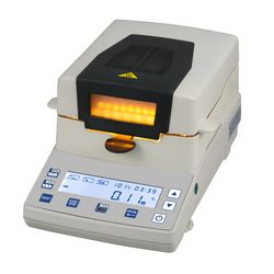 G110 moisture analyzer and analytical balance