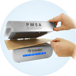 PMSA Single Sheet Analyzer