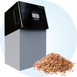 humimeter BMC Moisture meter for wood chips