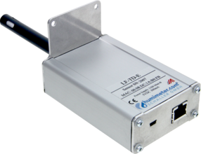 LF-TD-E air humidity and temperature transmitter with Ethernet interface
