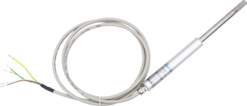 LF-TA 60 tube air humidity, material moisture and temperature transmitter