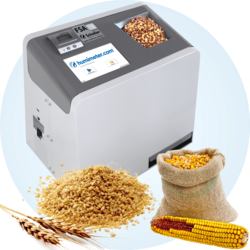 highly accurate moisture analyzer for grain and seeds