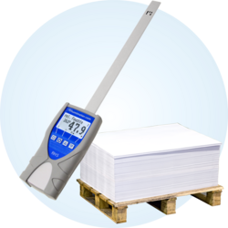 humimeter RH5 Paper moisture meter for piles of paper